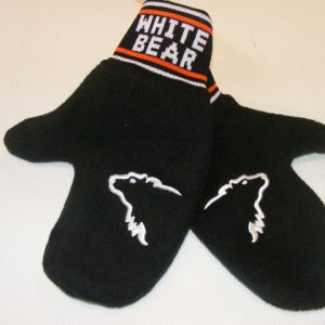 Bears Fleece Mittens