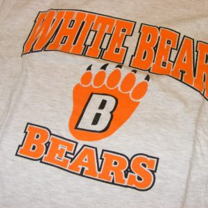 T-Shirt White Bear Bears