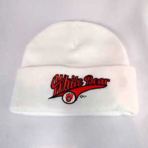 WB Tail Knit Stocking Caps