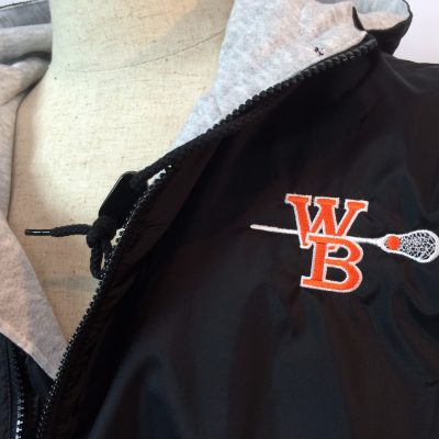 WB Lacrosse Hooded Jacket