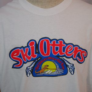 Ski Otters Logo T-Shirt